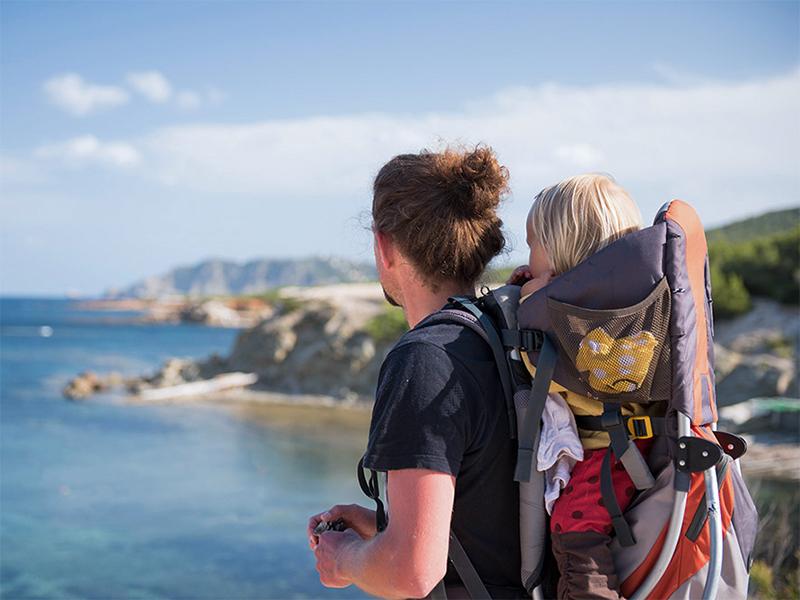 Avec bébé en voyage, quelle aventure!